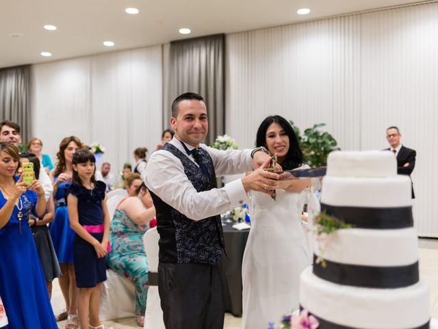 La boda de David y Vanesa en Burgos, Burgos 22