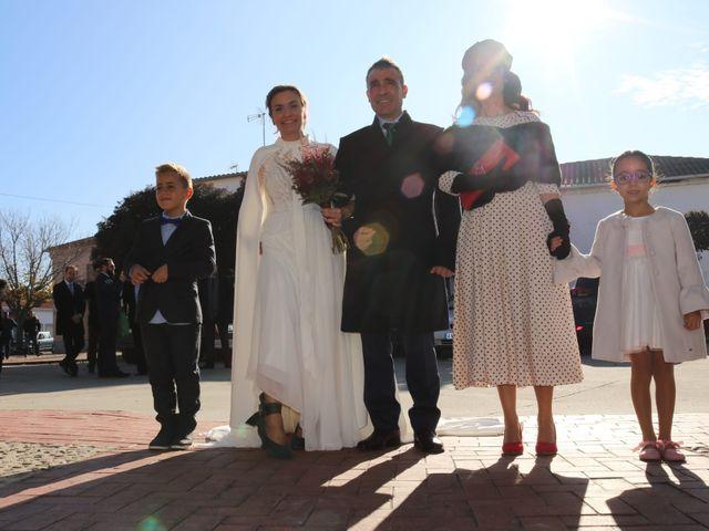 La boda de Borja  y Carolina  en Olmedo, Valladolid 1