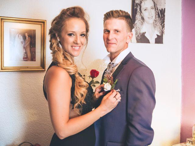 La boda de Alex y Nati en Granada, Granada 12