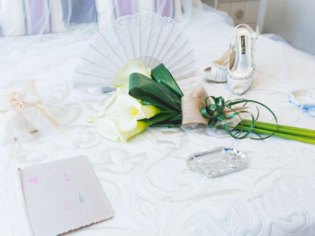 La boda de Alex y Nati en Granada, Granada 15