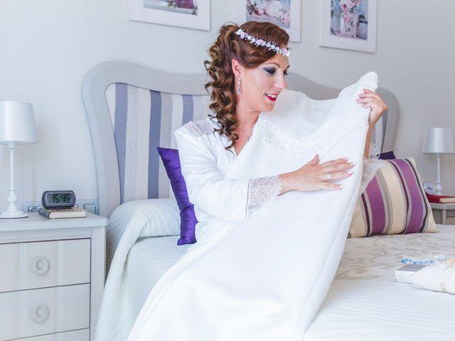 La boda de Alex y Nati en Granada, Granada 18
