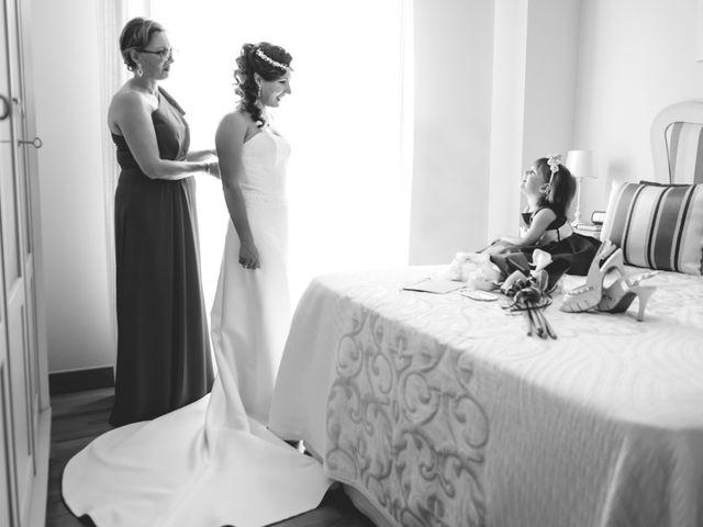 La boda de Alex y Nati en Granada, Granada 20