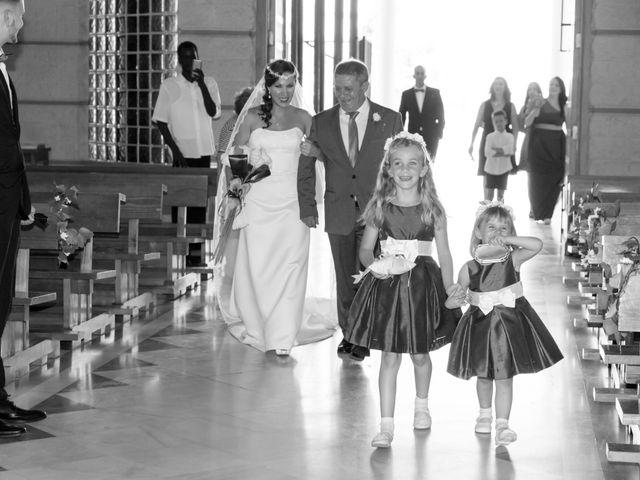 La boda de Alex y Nati en Granada, Granada 28