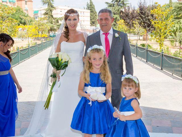 La boda de Alex y Nati en Granada, Granada 29