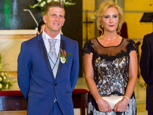 La boda de Alex y Nati en Granada, Granada 30