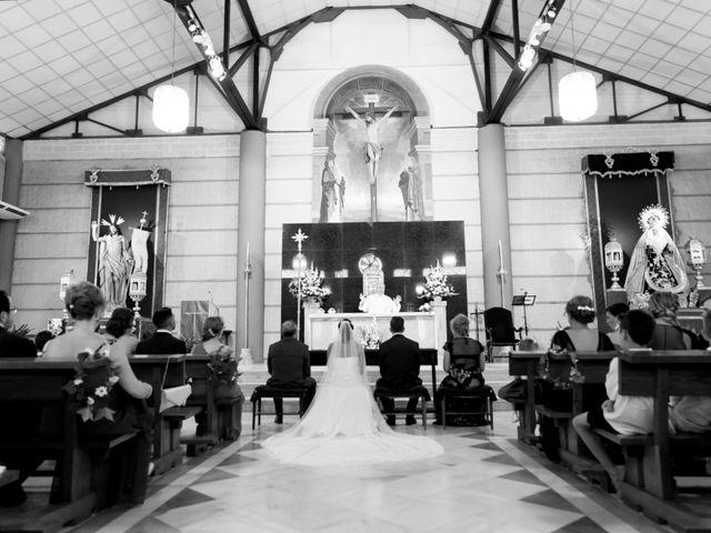 La boda de Alex y Nati en Granada, Granada 31