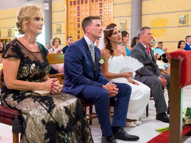 La boda de Alex y Nati en Granada, Granada 32