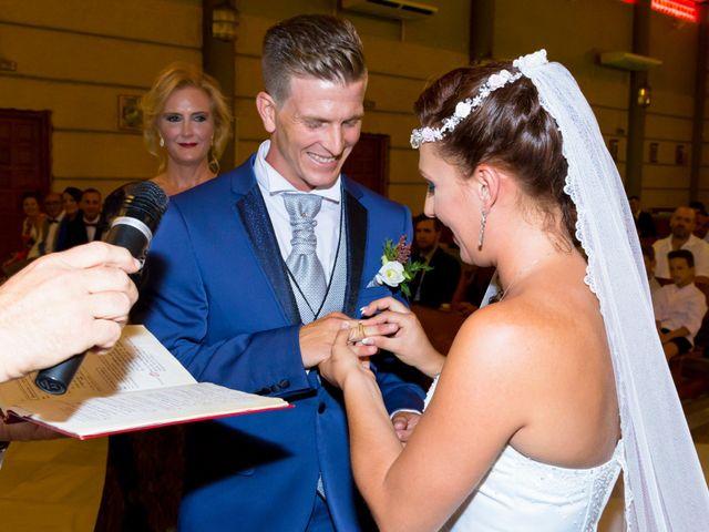 La boda de Alex y Nati en Granada, Granada 33