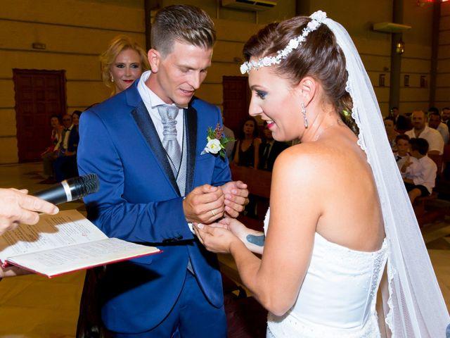La boda de Alex y Nati en Granada, Granada 34