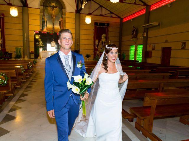 La boda de Alex y Nati en Granada, Granada 35