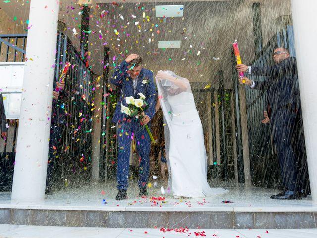 La boda de Alex y Nati en Granada, Granada 36
