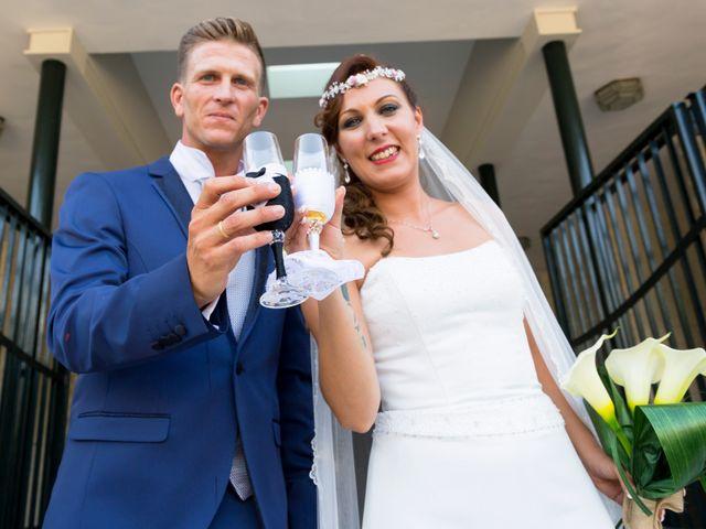 La boda de Alex y Nati en Granada, Granada 37