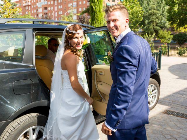La boda de Alex y Nati en Granada, Granada 38