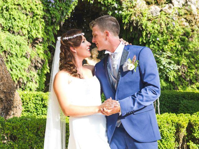 La boda de Alex y Nati en Granada, Granada 39
