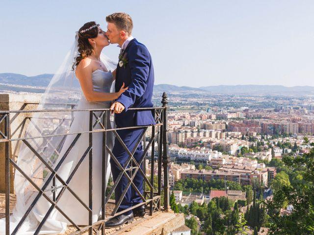 La boda de Alex y Nati en Granada, Granada 40