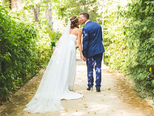 La boda de Alex y Nati en Granada, Granada 41