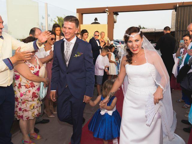 La boda de Alex y Nati en Granada, Granada 45