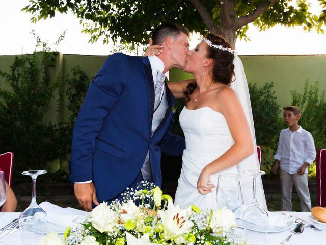 La boda de Alex y Nati en Granada, Granada 47