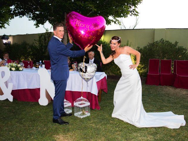 La boda de Alex y Nati en Granada, Granada 48