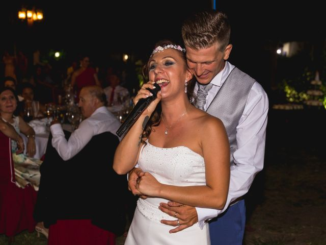 La boda de Alex y Nati en Granada, Granada 50