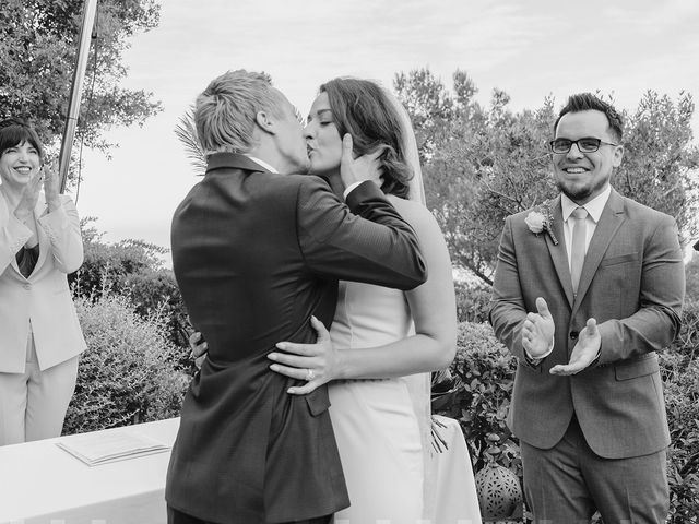 La boda de Christine y Dakota