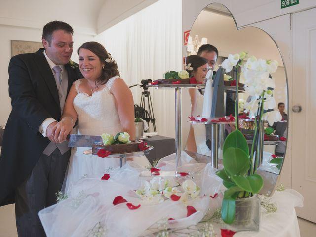 La boda de Laia y Nacho