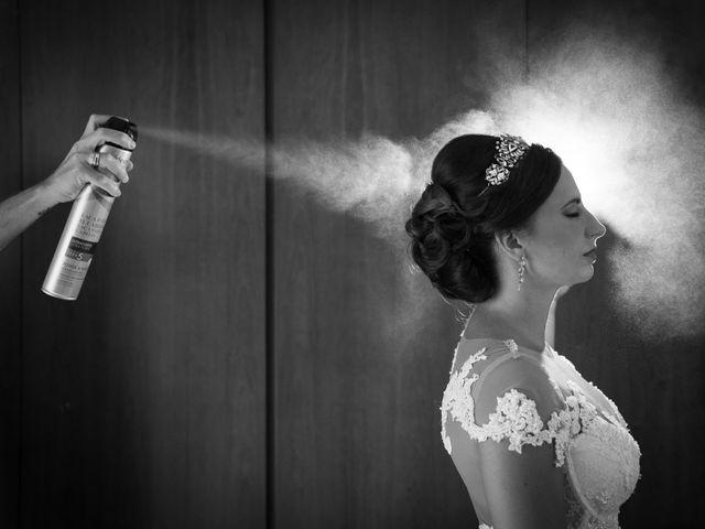 La boda de Mª del Mar y Samuel en Alhaurin De La Torre, Málaga 1