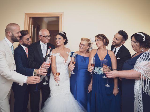 La boda de Mª del Mar y Samuel en Alhaurin De La Torre, Málaga 28