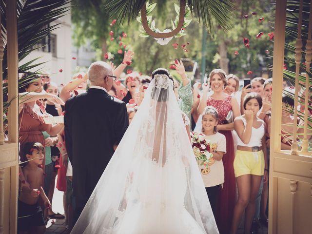 La boda de Mª del Mar y Samuel en Alhaurin De La Torre, Málaga 29