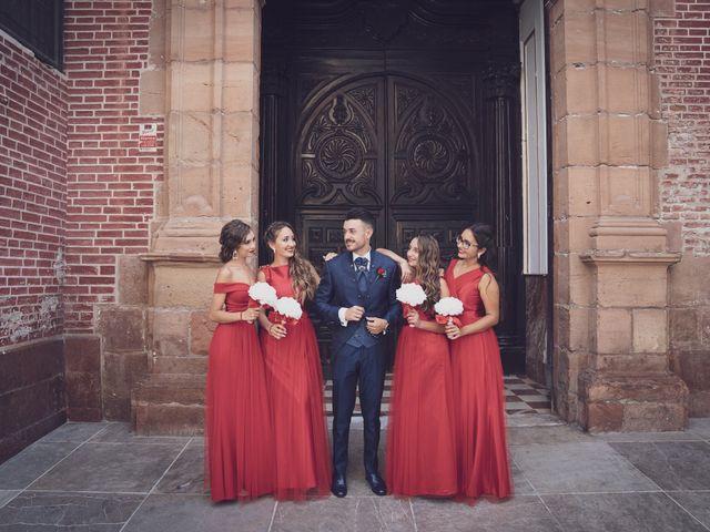 La boda de Mª del Mar y Samuel en Alhaurin De La Torre, Málaga 30