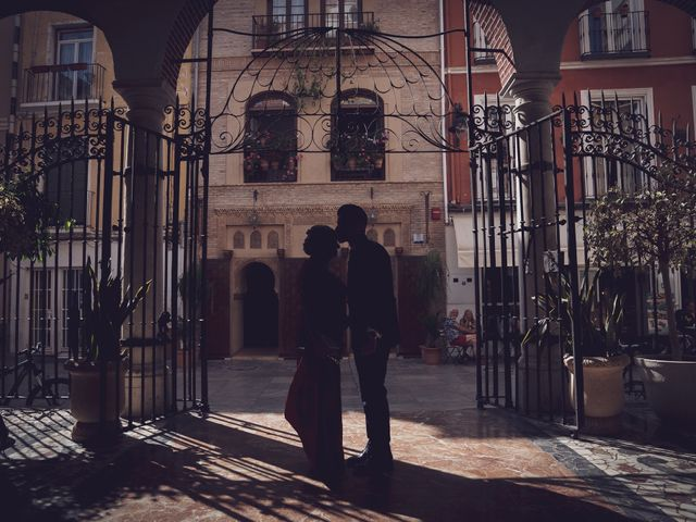 La boda de Mª del Mar y Samuel en Alhaurin De La Torre, Málaga 31
