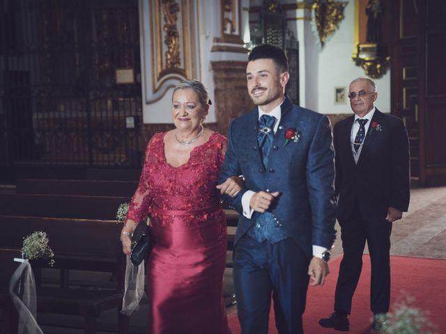 La boda de Mª del Mar y Samuel en Alhaurin De La Torre, Málaga 32