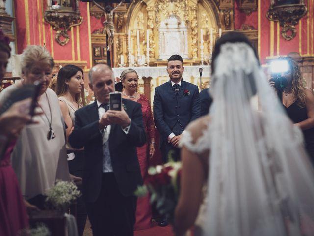 La boda de Mª del Mar y Samuel en Alhaurin De La Torre, Málaga 34