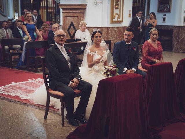 La boda de Mª del Mar y Samuel en Alhaurin De La Torre, Málaga 35