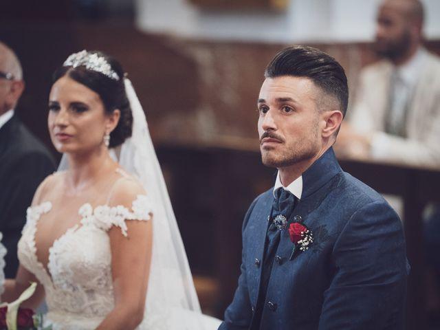La boda de Mª del Mar y Samuel en Alhaurin De La Torre, Málaga 36