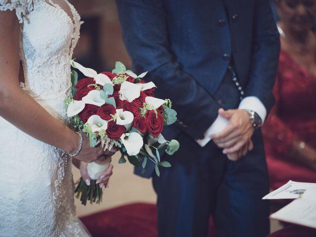 La boda de Mª del Mar y Samuel en Alhaurin De La Torre, Málaga 38