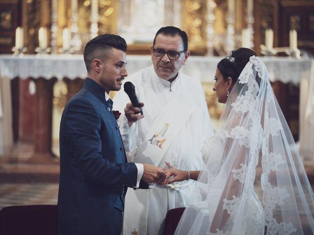 La boda de Mª del Mar y Samuel en Alhaurin De La Torre, Málaga 39