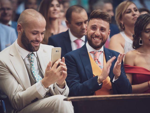 La boda de Mª del Mar y Samuel en Alhaurin De La Torre, Málaga 41
