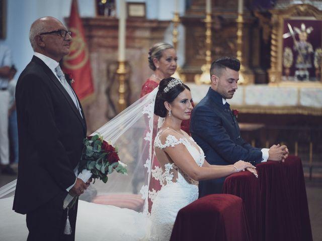 La boda de Mª del Mar y Samuel en Alhaurin De La Torre, Málaga 42