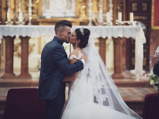 La boda de Mª del Mar y Samuel en Alhaurin De La Torre, Málaga 43