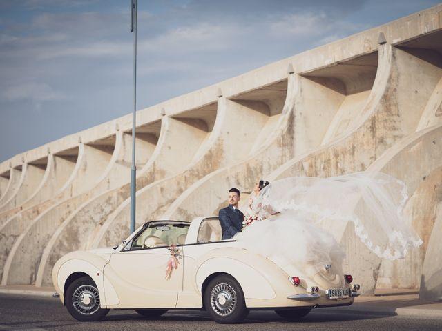 La boda de Mª del Mar y Samuel en Alhaurin De La Torre, Málaga 46