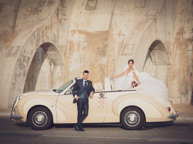 La boda de Mª del Mar y Samuel en Alhaurin De La Torre, Málaga 50