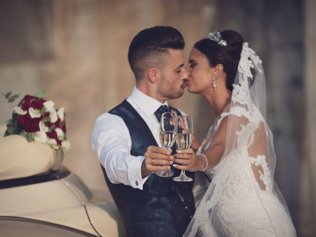 La boda de Samuel y Mª del Mar