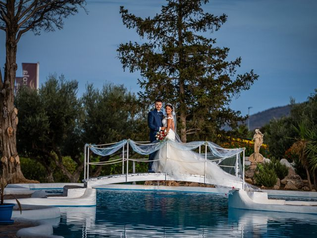 La boda de Mª del Mar y Samuel en Alhaurin De La Torre, Málaga 53