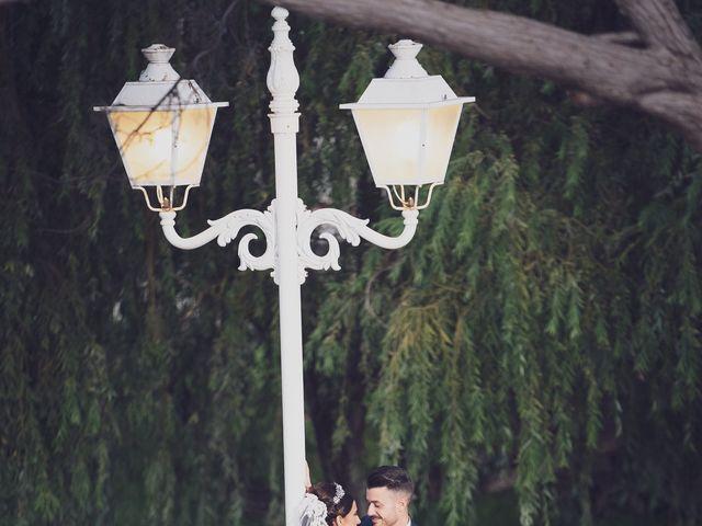 La boda de Mª del Mar y Samuel en Alhaurin De La Torre, Málaga 54