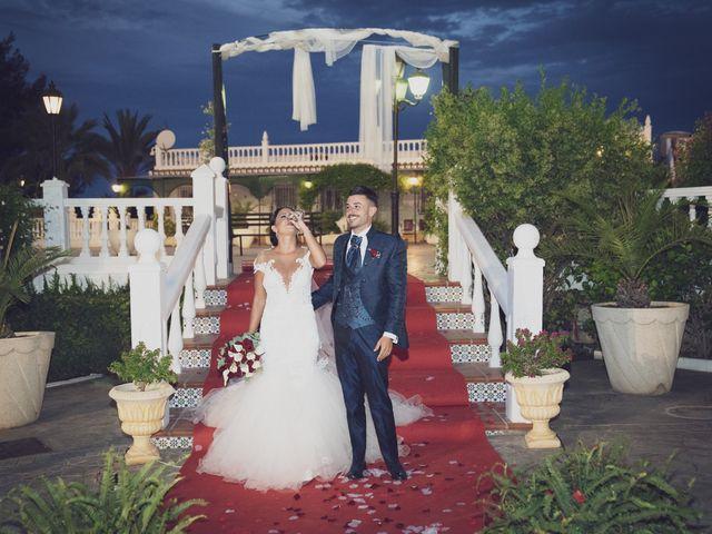 La boda de Mª del Mar y Samuel en Alhaurin De La Torre, Málaga 55