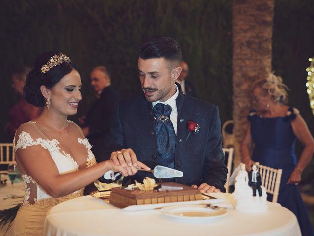 La boda de Mª del Mar y Samuel en Alhaurin De La Torre, Málaga 57