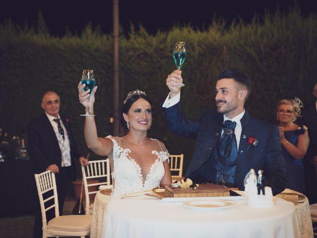 La boda de Mª del Mar y Samuel en Alhaurin De La Torre, Málaga 58