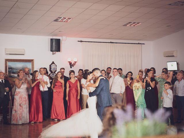 La boda de Mª del Mar y Samuel en Alhaurin De La Torre, Málaga 59