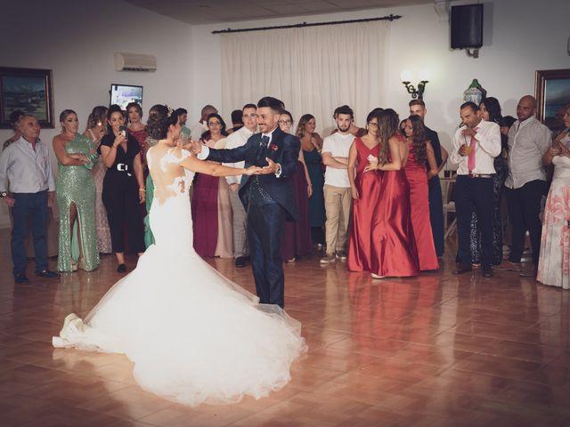La boda de Mª del Mar y Samuel en Alhaurin De La Torre, Málaga 60